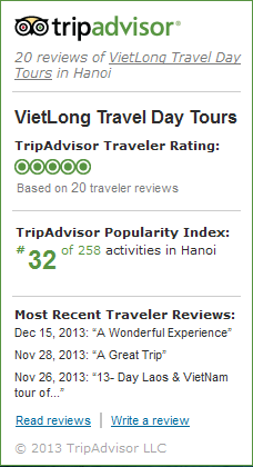 VietLong Travel Day Tours