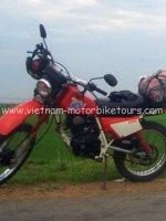 Honda XL 125cc