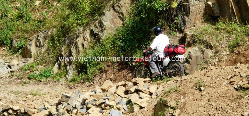 Full North-west Vietnam motorbike tour to Ha Giang